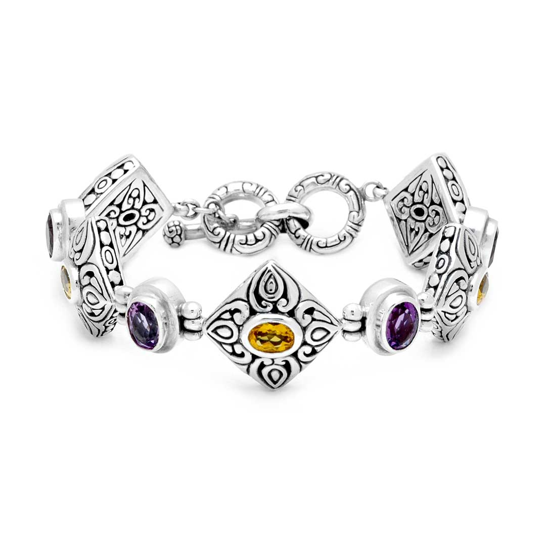 Bali Jewelry Bali Motif SB123AmqCq Gallery 1