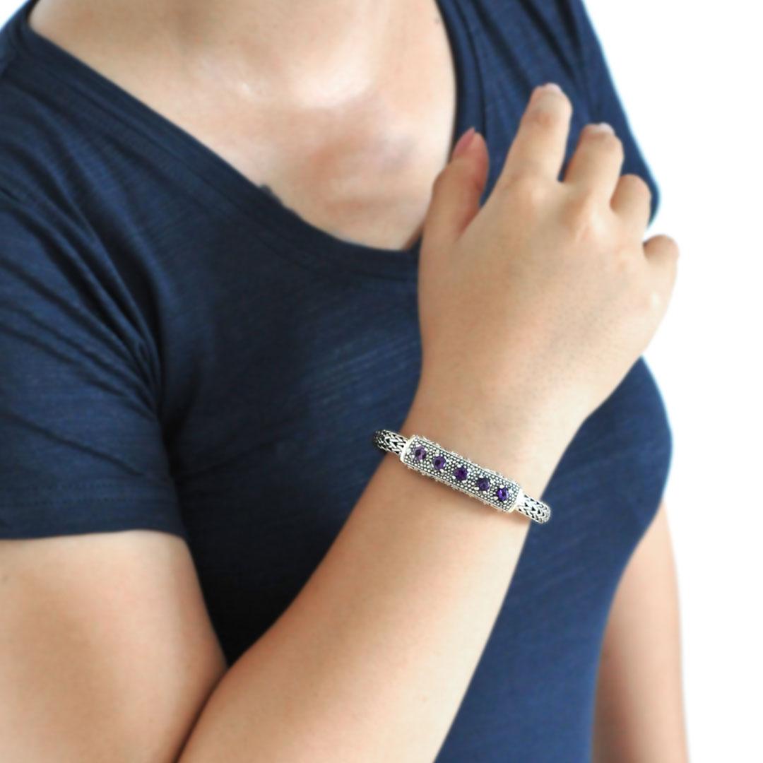 Bali Jewelry Bali Motif SB159Am Gallery 2