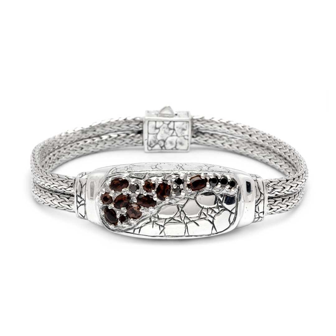 Bali Jewelry Crocodile SB507-3Sq Gallery 1
