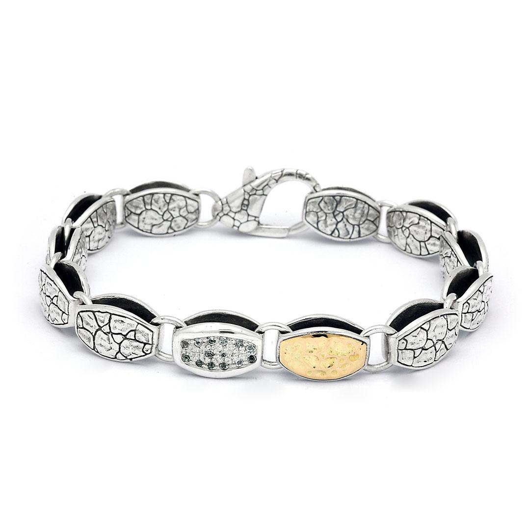 Bali Jewelry Crocodile SBG148-1Wt Gallery 1