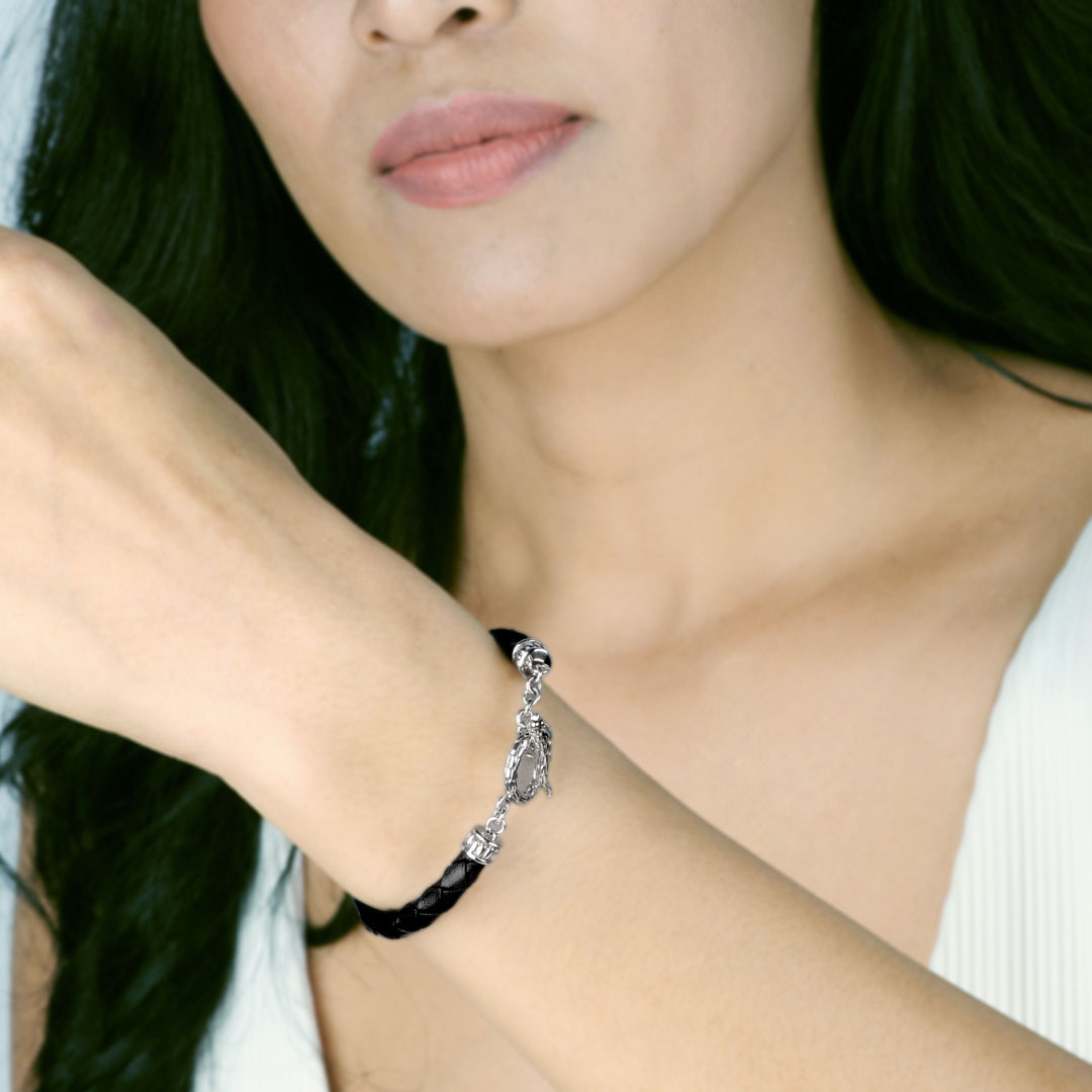 Bali Jewelry Animal SBG404-16Black Gallery 2