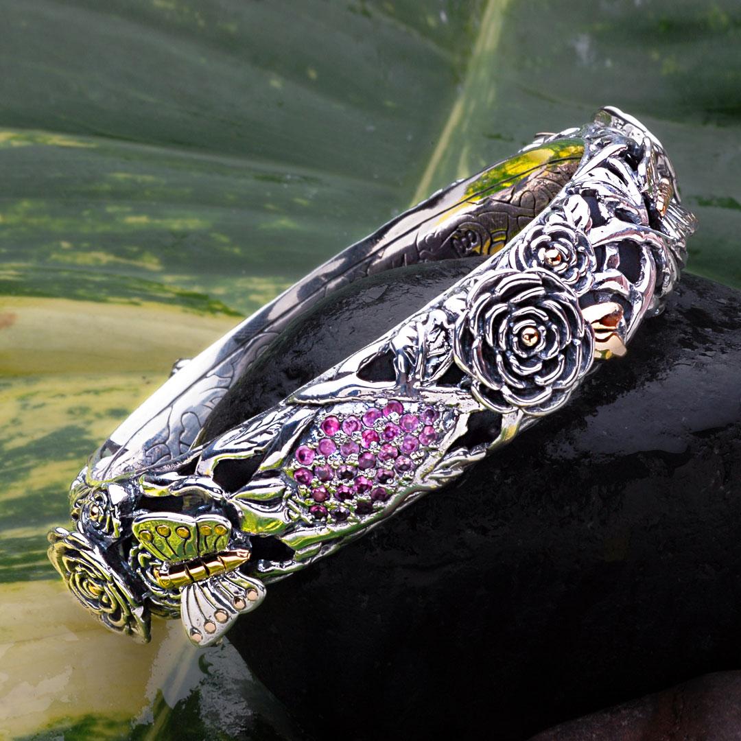 Bali Jewelry Butterfly SBG599-1Pt Gallery 2