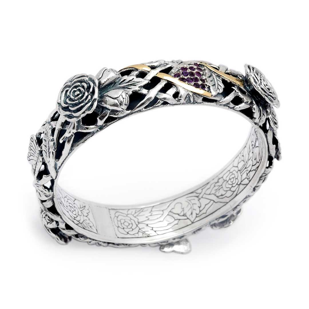 Bali Jewelry Butterfly SBG599-5Am Gallery 2