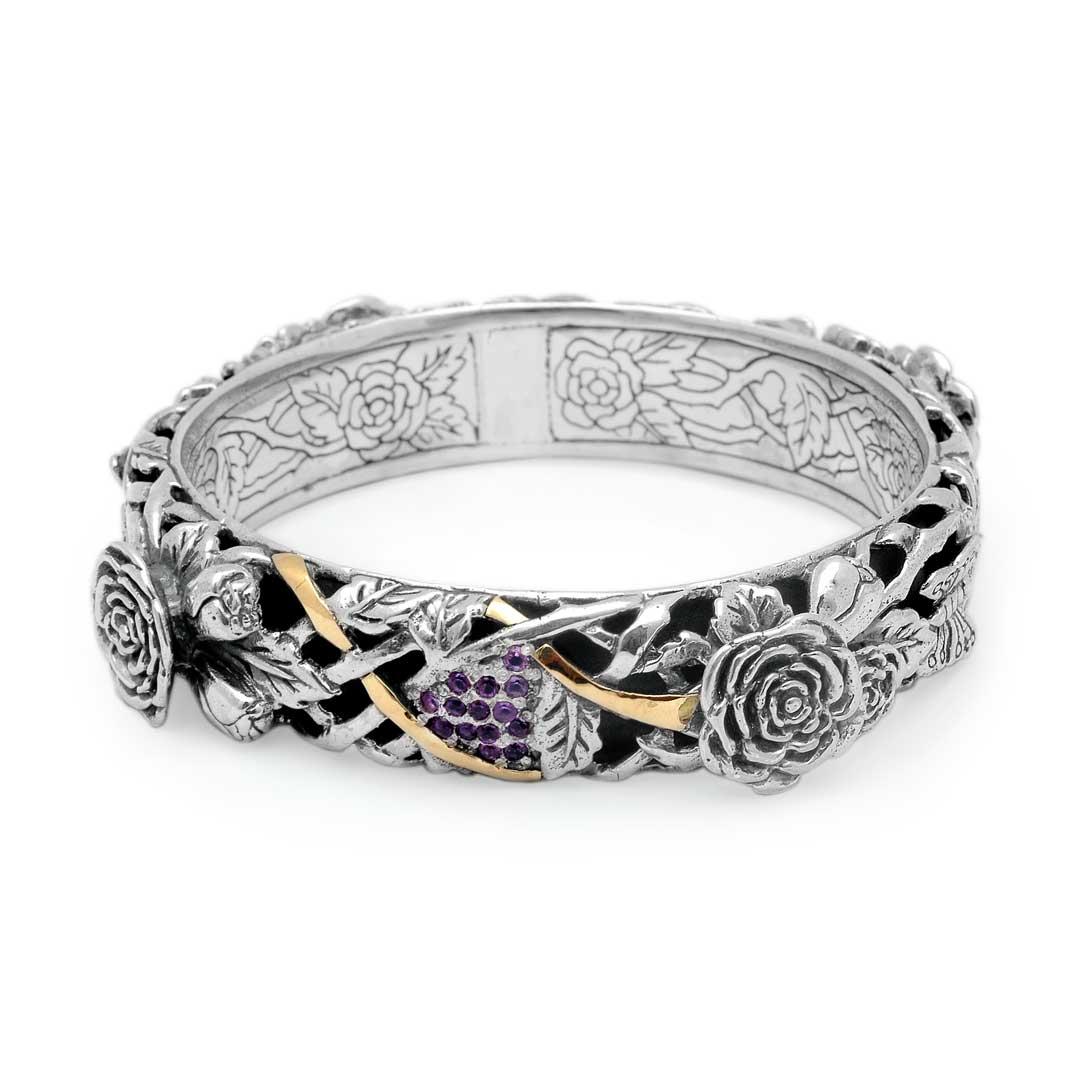 Bali Jewelry Butterfly SBG599-5Am Gallery 1