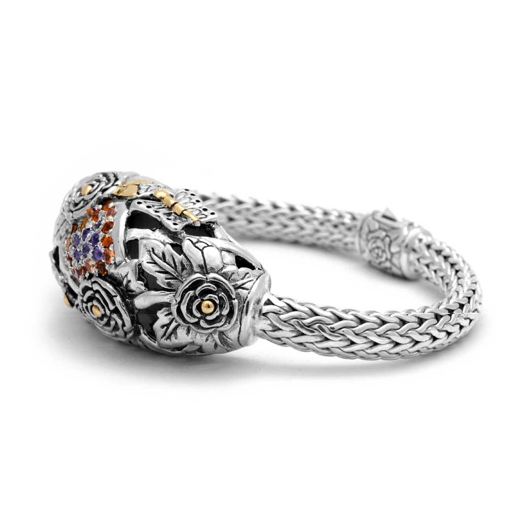 Bali Jewelry Butterfly SBG599AmCt Gallery 2