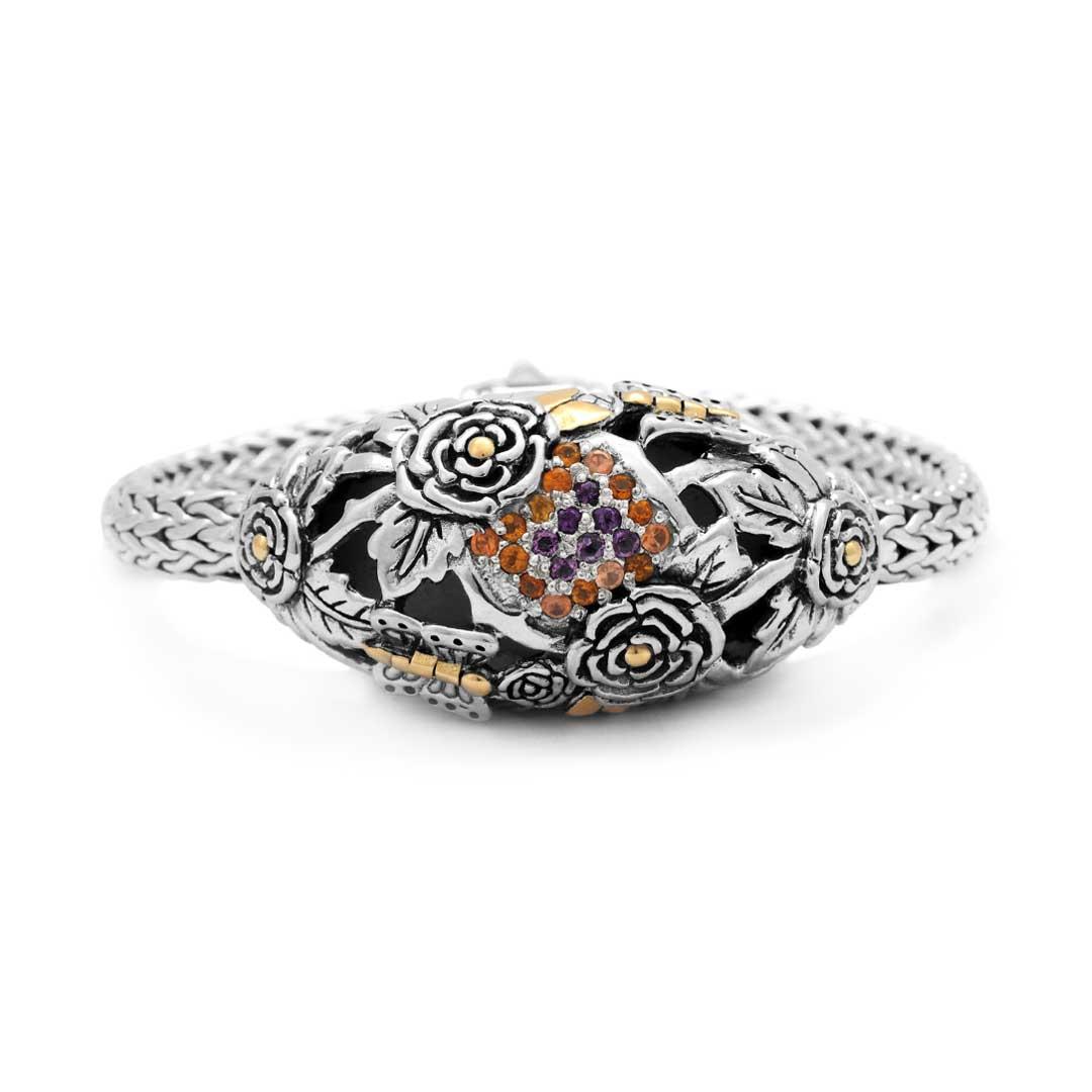 Bali Jewelry Butterfly SBG599AmCt Gallery 1