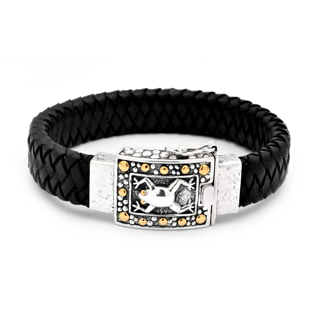 Bali Jewelry Animal SBG780-2Black Gallery 1