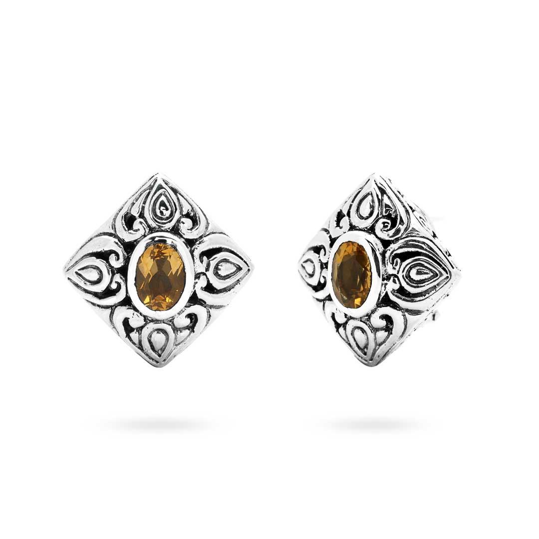 Bali Jewelry Bali Motif SE123Ct Gallery 1