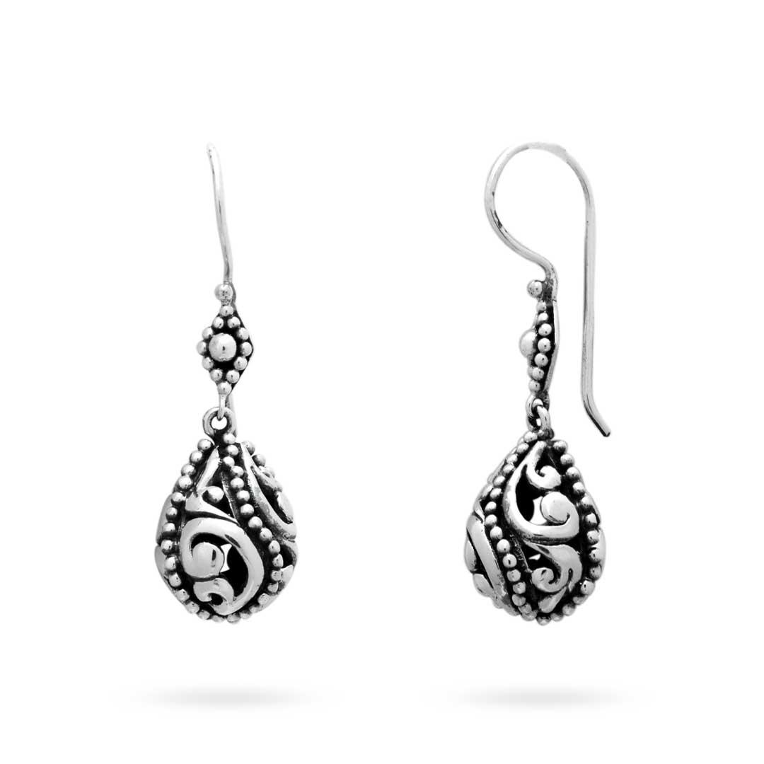 Bali Jewelry Bali Motif SE190 Gallery 1