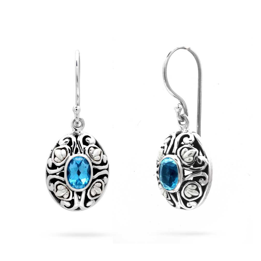Bali Jewelry Bali Motif SE407-2Bt Gallery 1