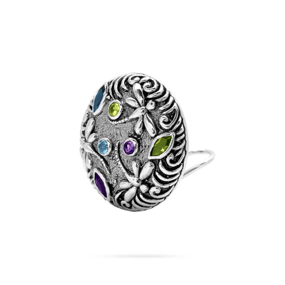 Bali Jewelry Animal SE781-2Mix Gallery 2