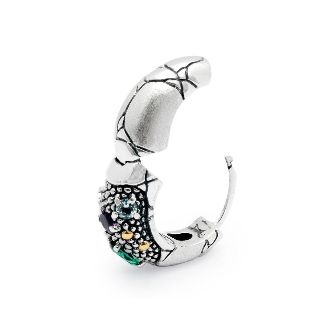 Bali Jewelry Crocodile SEG507-3 Gallery 2