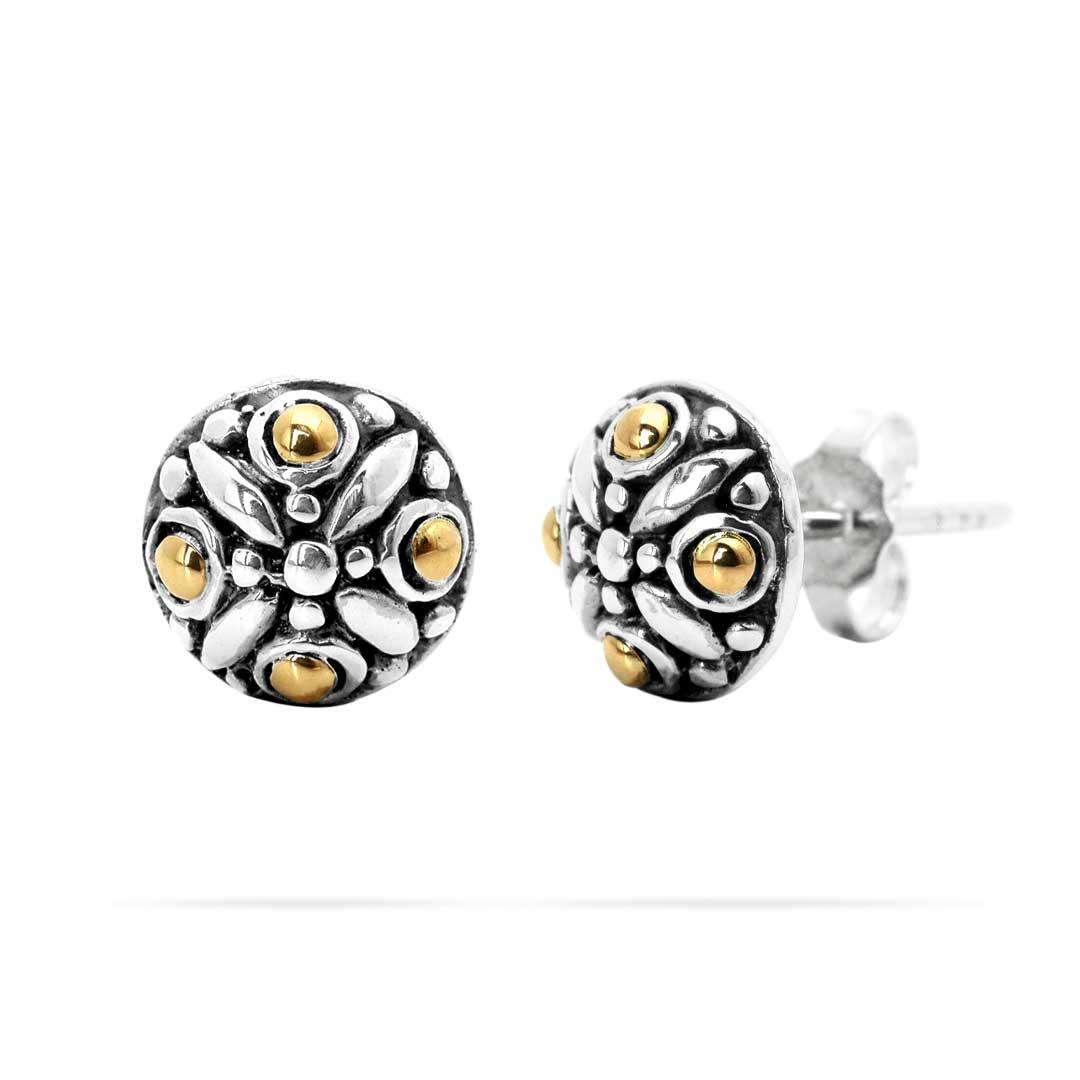 Bali Jewelry Flower SEG584-5 Gallery 1