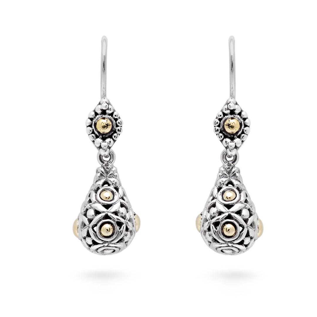 Bali Jewelry Flower SEG592-2 Gallery 1