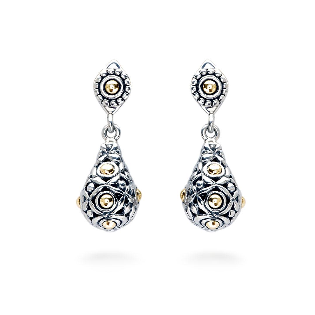 Bali Jewelry Flower SEG592-2a Gallery 2