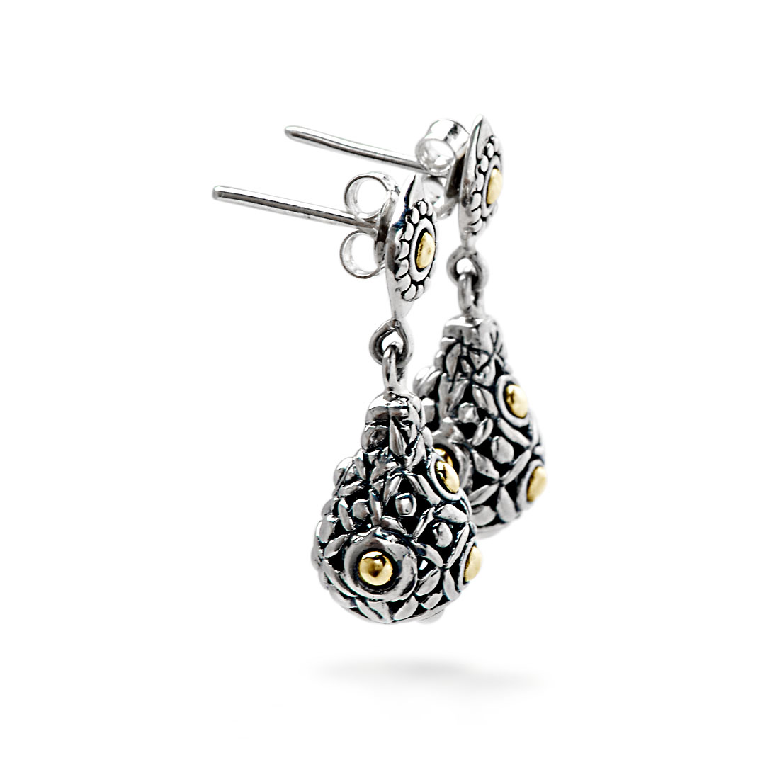 Bali Jewelry Flower SEG592-2a Gallery 1