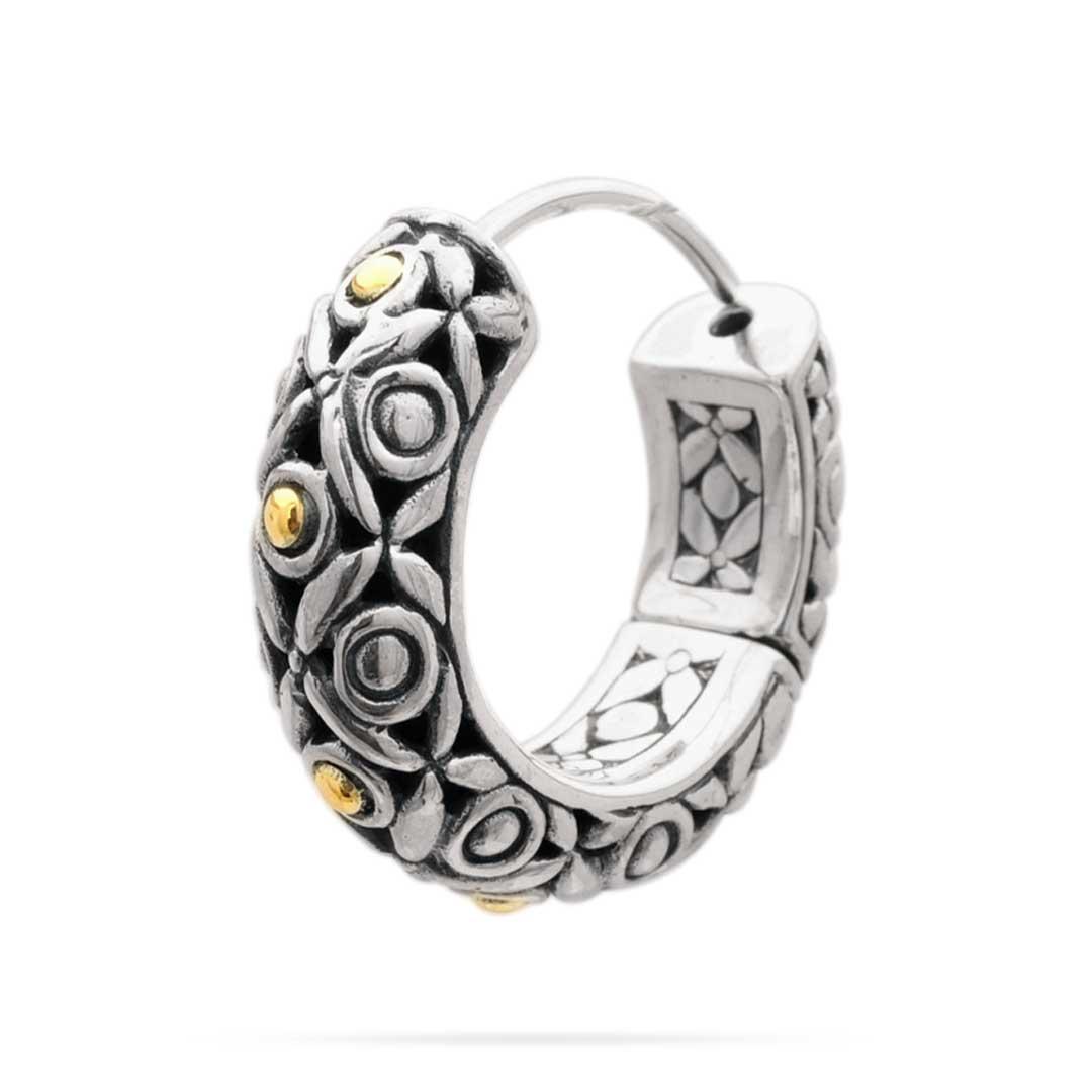 Bali Jewelry Flower SEG605-6 Gallery 2