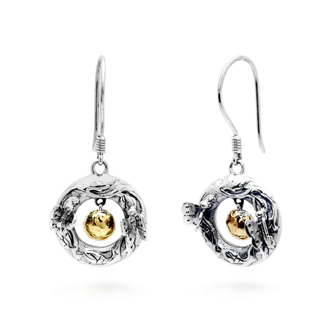 Bali Jewelry Butterfly SEG623-2 Gallery 1