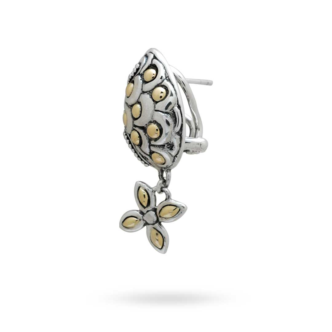 Bali Jewelry Flower SEG660 Gallery 2