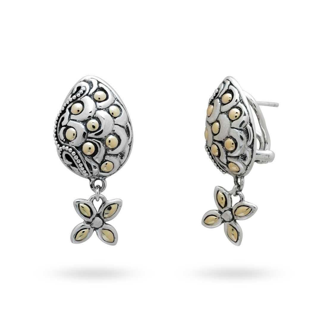 Bali Jewelry Flower SEG660 Gallery 1