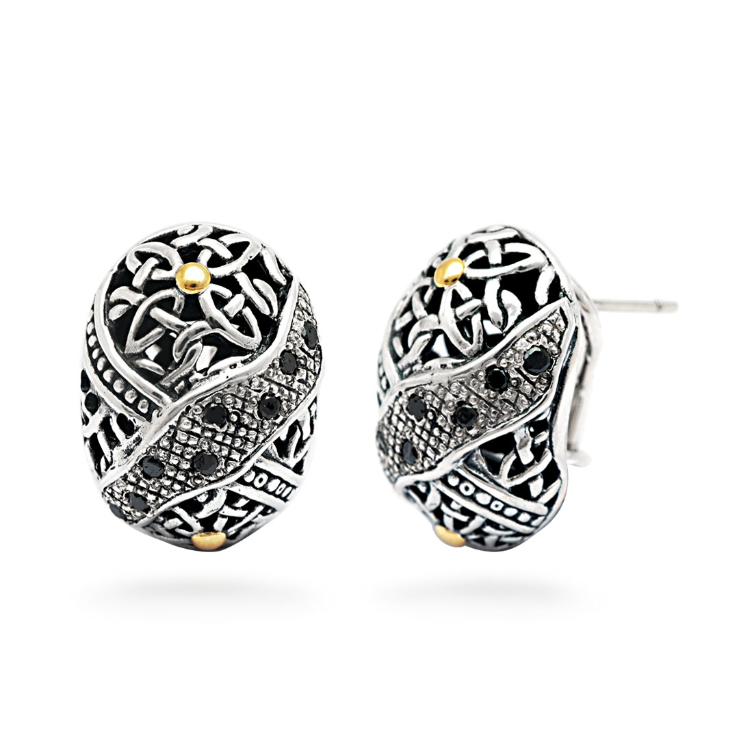 Bali Jewelry Celtic SEG668-2Bs Gallery 1