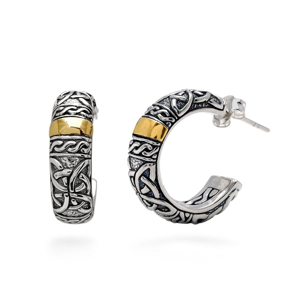 Bali Jewelry Celtic SEG816 Gallery 1