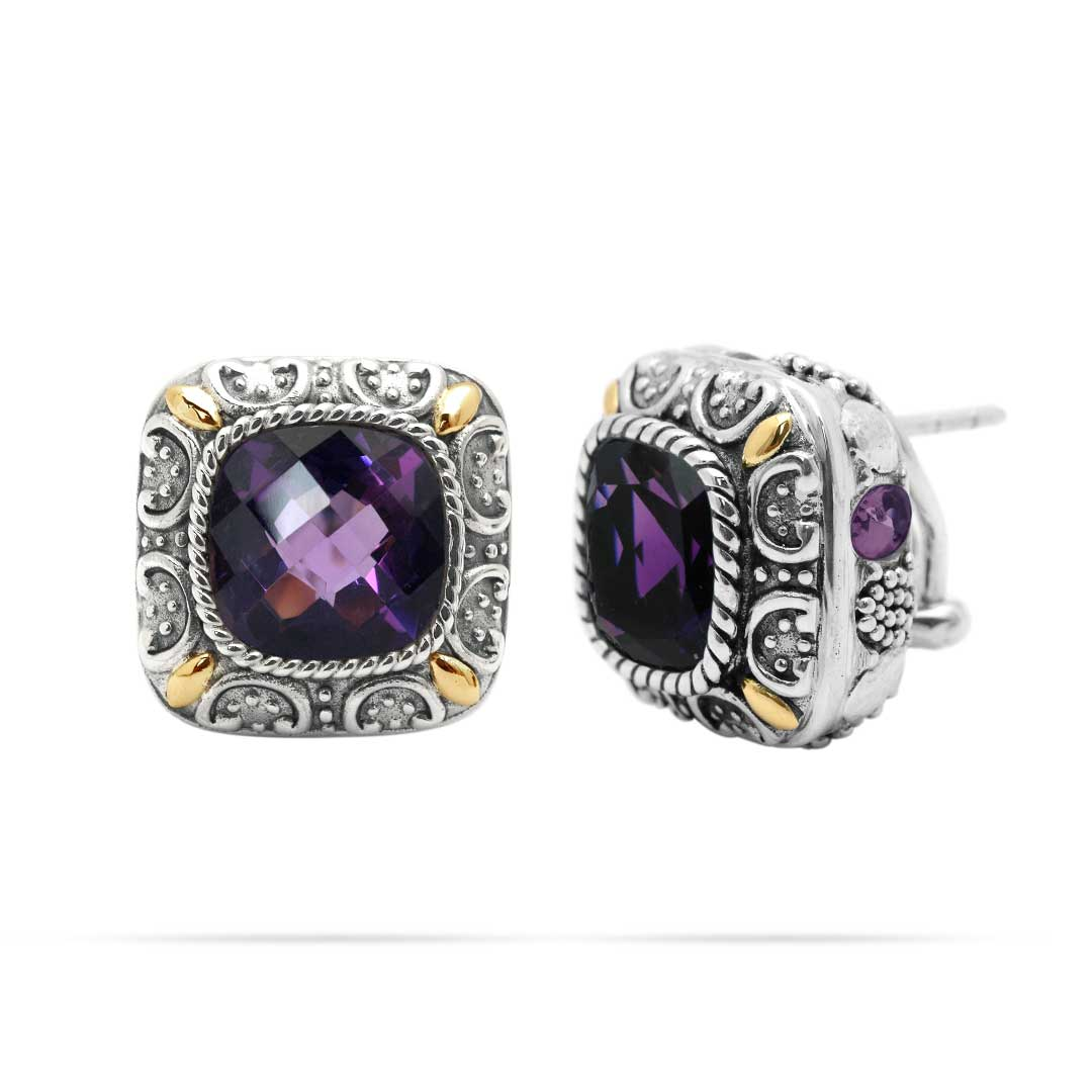Bali Jewelry Cable SEG828-1Amq Gallery 1