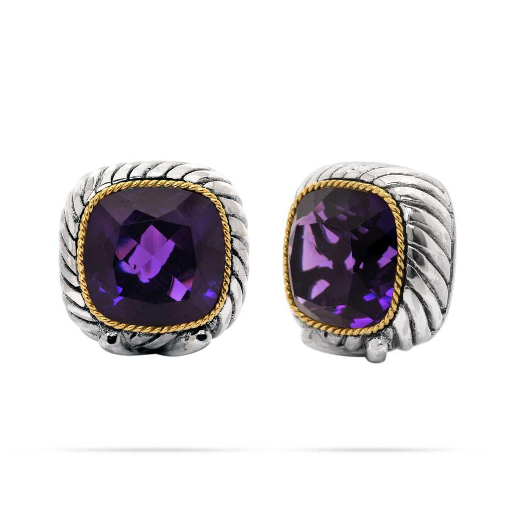Bali Jewelry Cable SEG832Amq Gallery 1