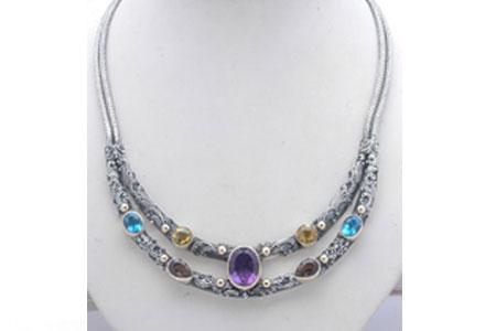Bali Jewelry Custom Design G15N2-1 Gallery 2