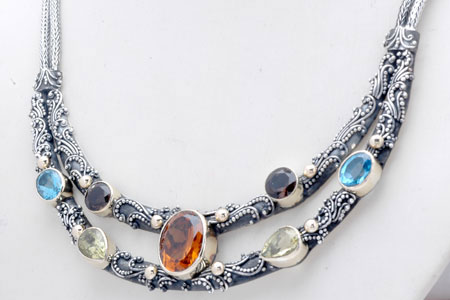 Bali Jewelry Custom Design G15N2-2 Gallery 1