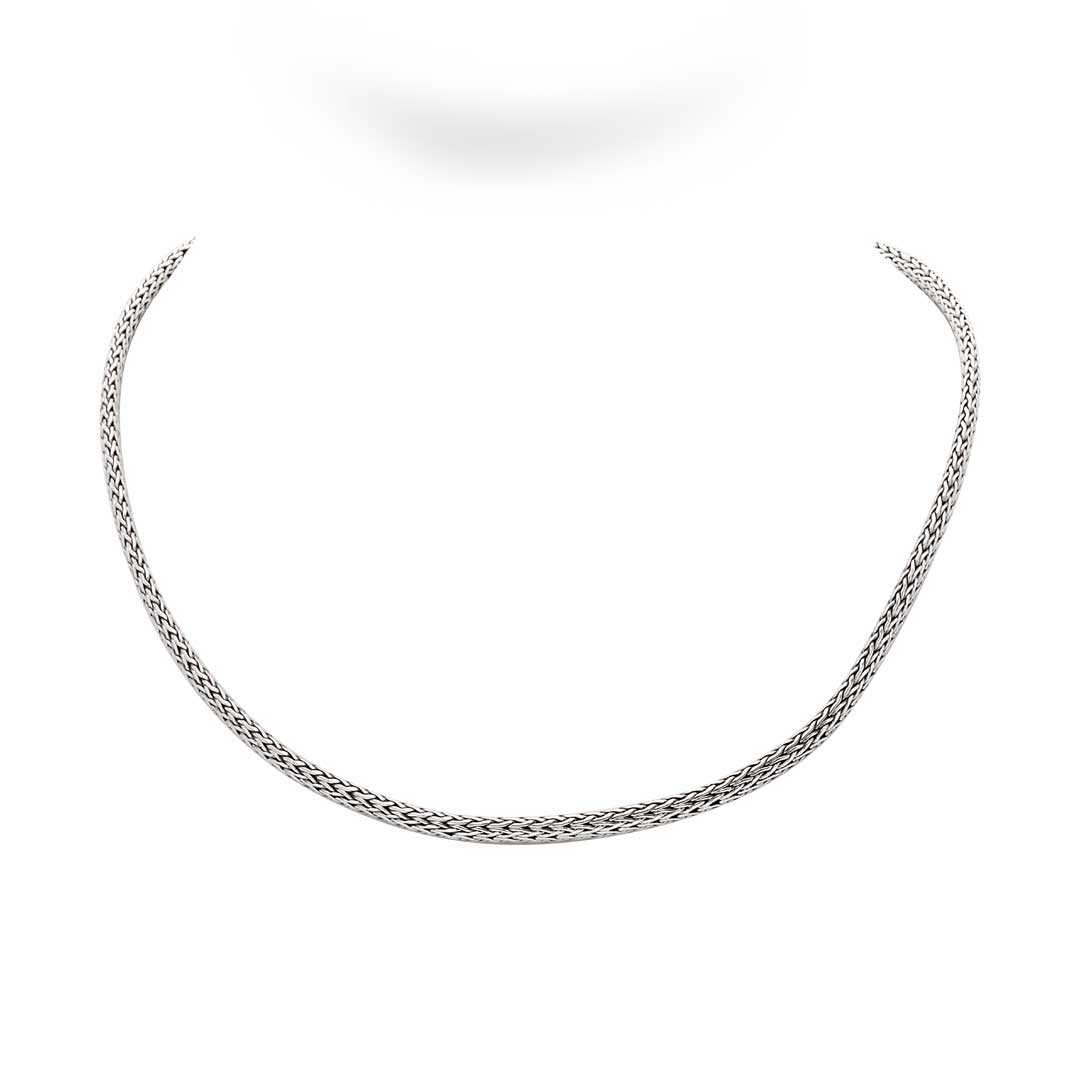 Bali Jewelry Chain SN006-35-18Croc Gallery 1