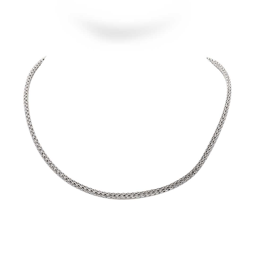 Bali Jewelry Chain SN006-35-22Croc Gallery 1