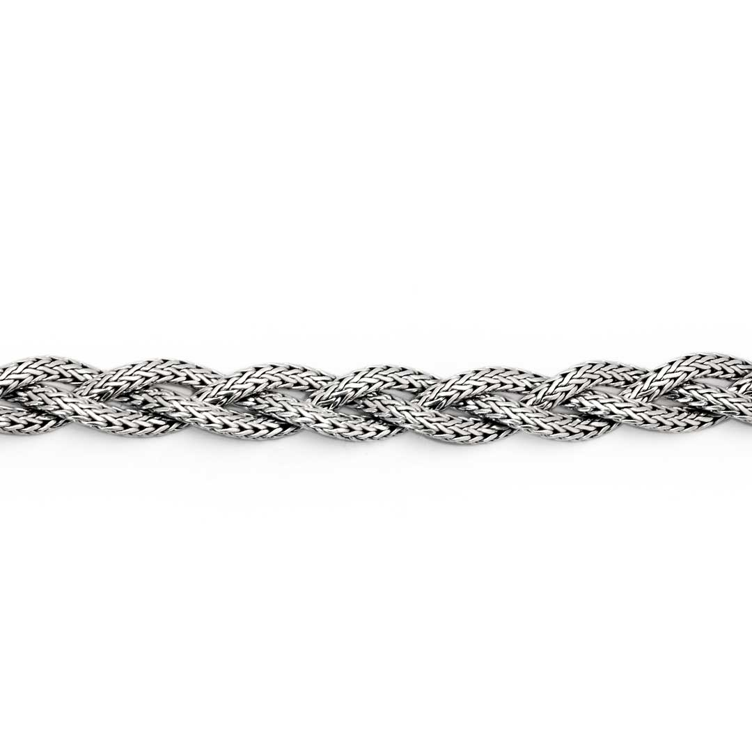 Bali Jewelry Chain SN006-35-Braided Gallery 2