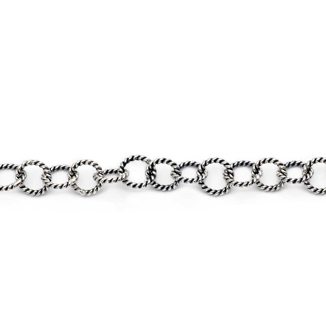 Bali Jewelry Chain SN054-7-16L Gallery 2