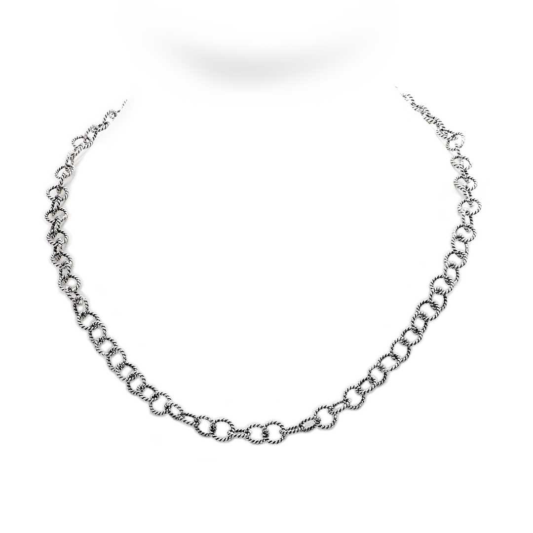 Bali Jewelry Chain SN054-7-16L Gallery 1