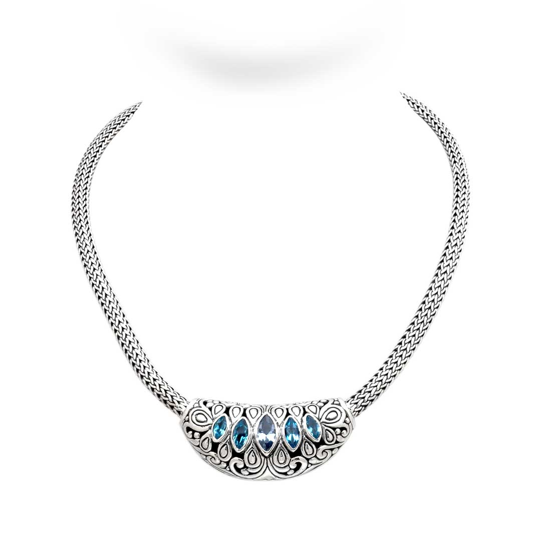 Bali Jewelry Bali Motif SN161Bt Gallery 1