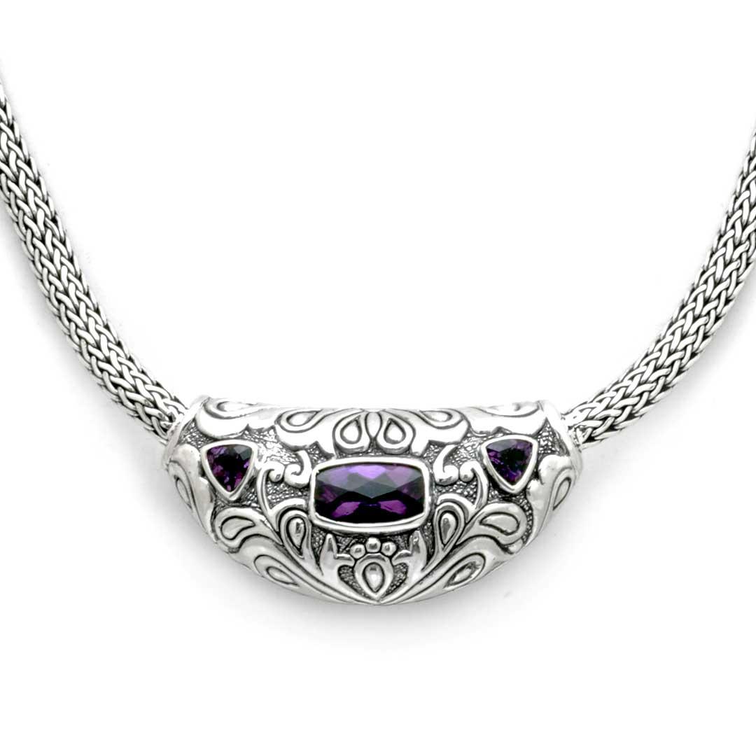 Bali Jewelry Bali Motif SN171Am Gallery 2