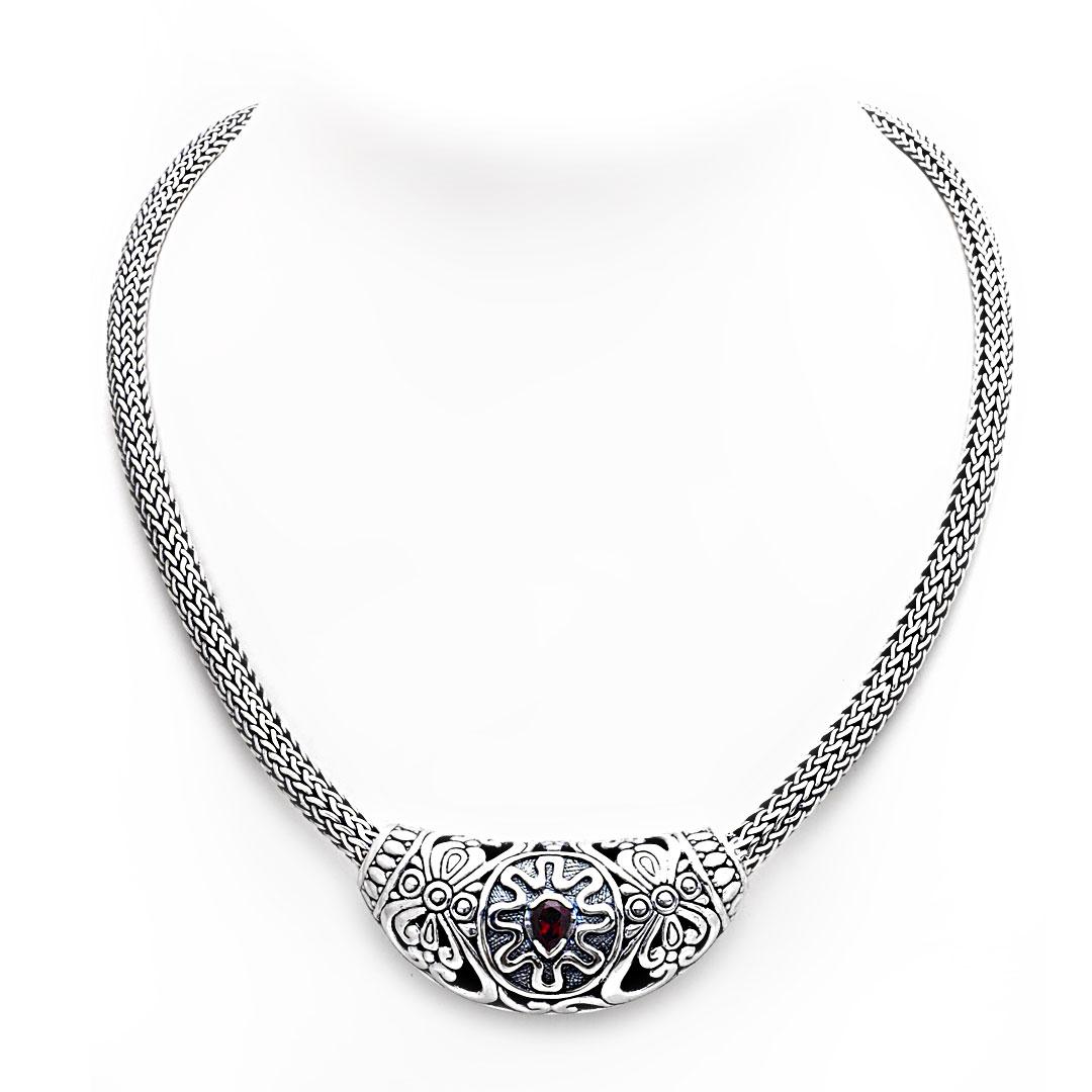 Bali Jewelry Bali Motif SN224Ga Gallery 1