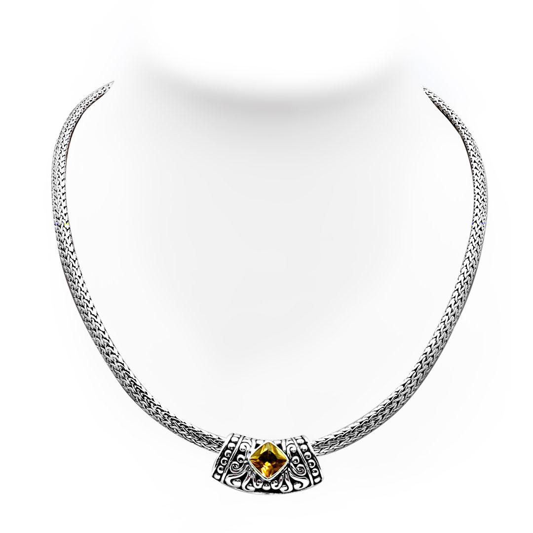 Bali Jewelry Bali Motif SN239Ct Gallery 1