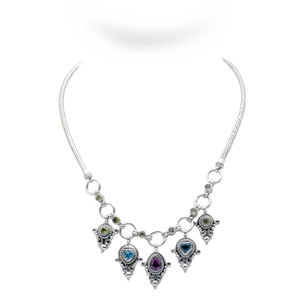 Bali Jewelry Bali Motif SN500 Gallery 1