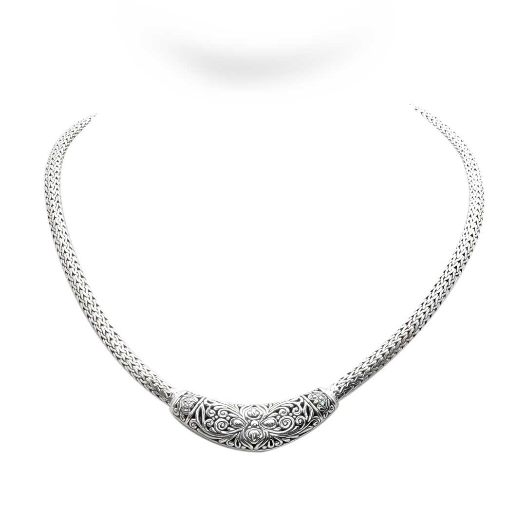 Bali Jewelry Bali Motif SN526Cz Gallery 1