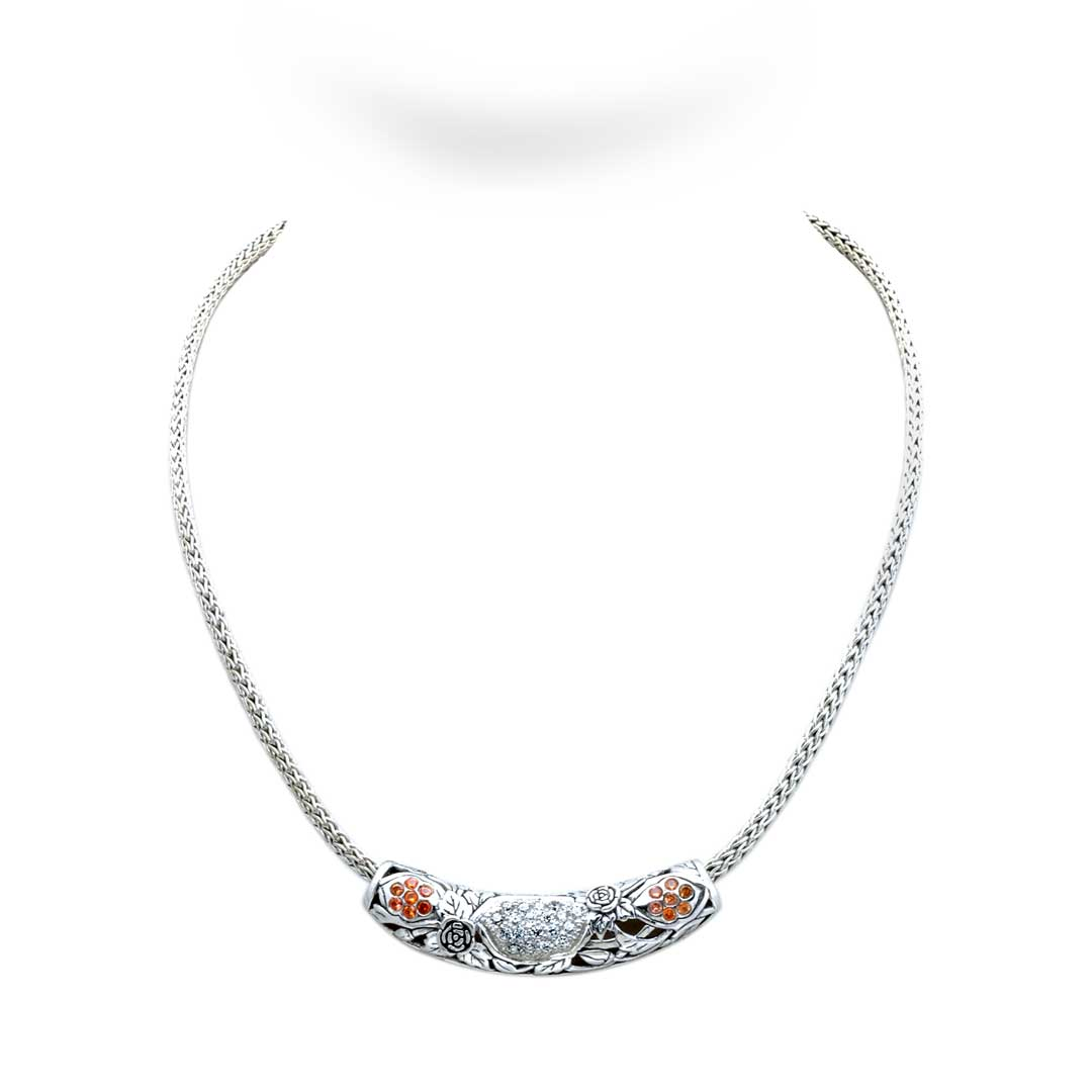 Bali Jewelry Butterfly SN623-1CtCz Gallery 1