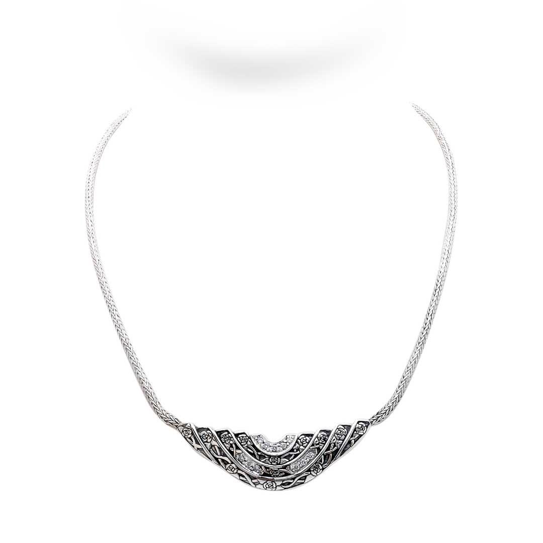 Bali Jewelry Butterfly SN623Cz Gallery 1