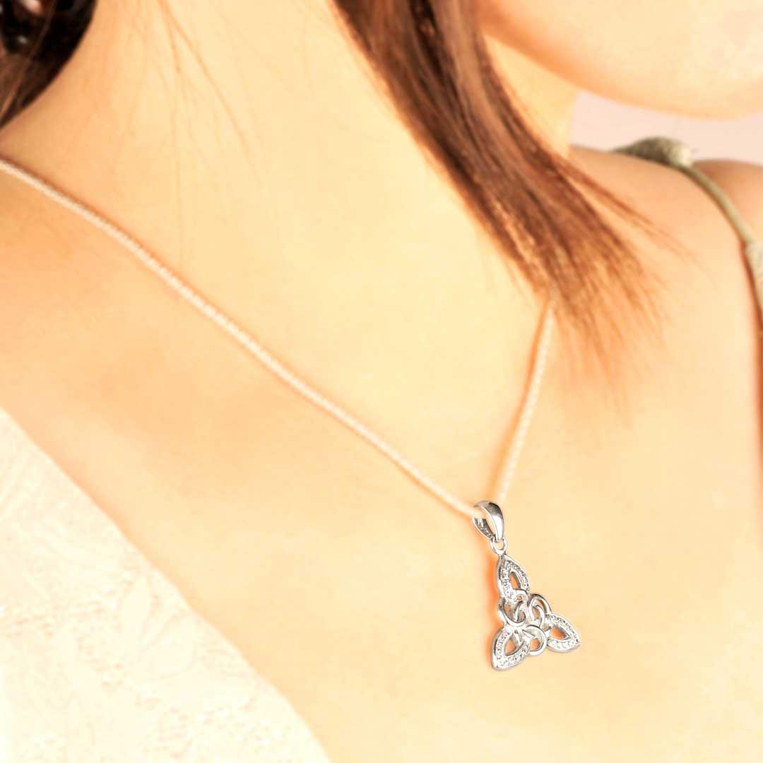 Bali Jewelry Plain SP080-24Cz Gallery 2