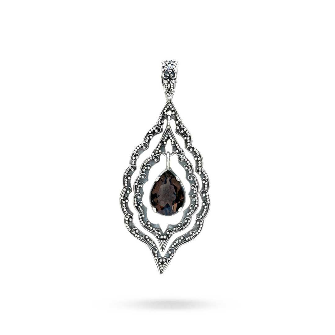 Bali Jewelry Bali Motif SP367-3Sq Gallery 1