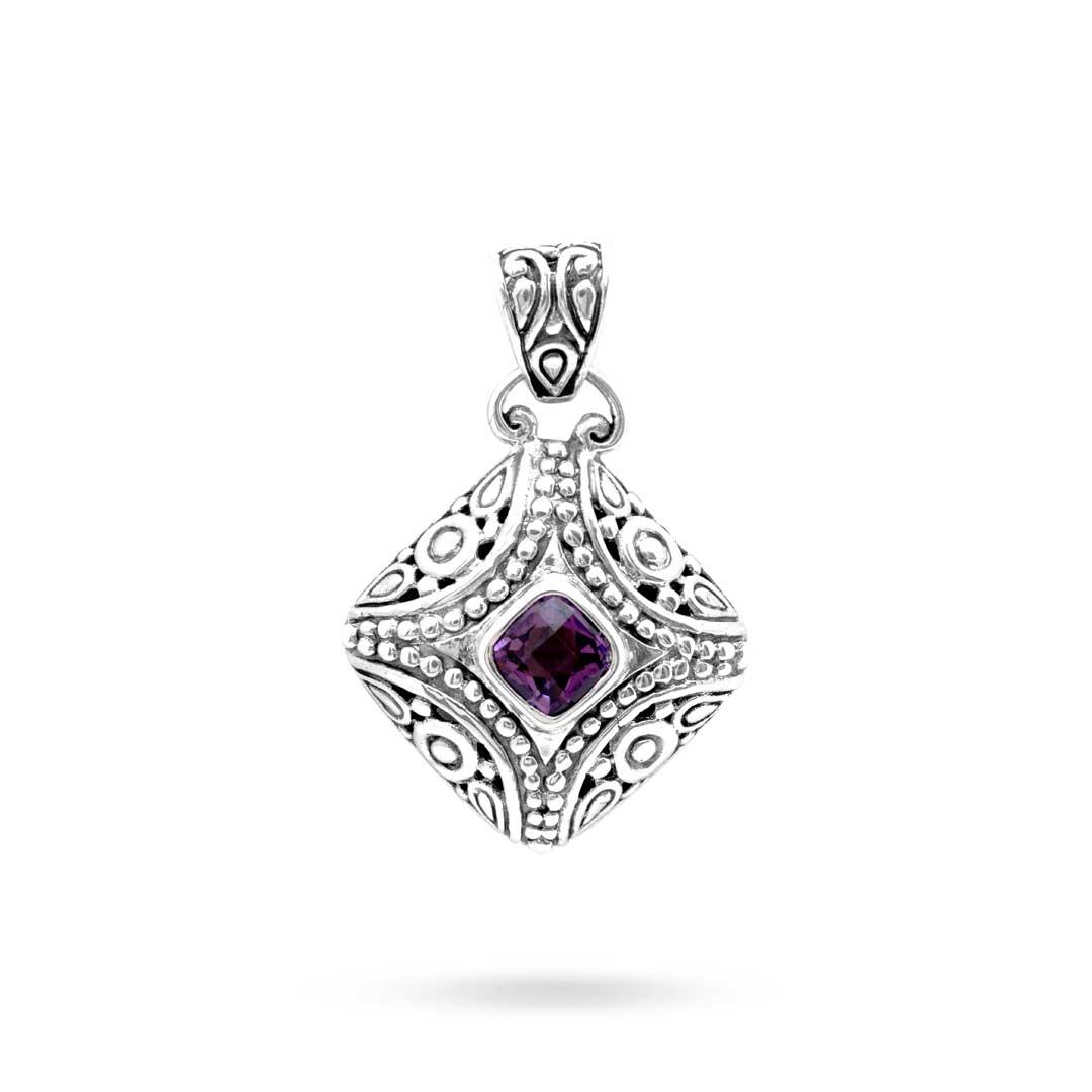 Bali Jewelry Bali Motif SP502Am Gallery 1