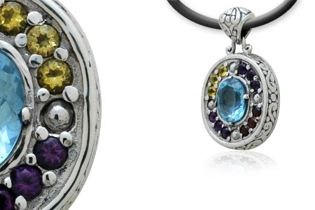 Bali Jewelry Plain SP522-1 Gallery 2
