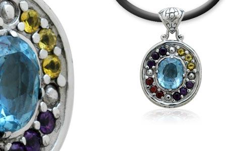 Bali Jewelry Plain SP522-1 Gallery 1