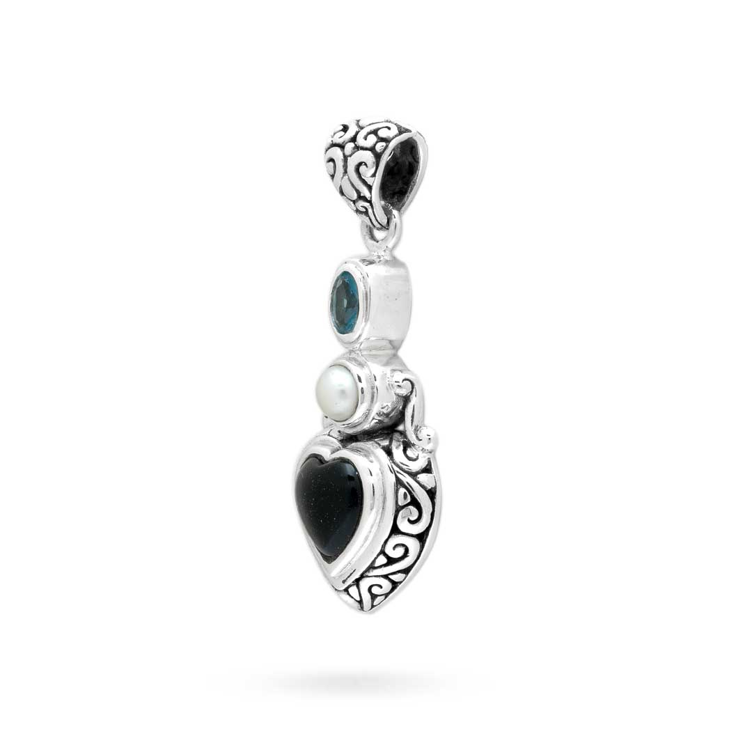 Bali Jewelry Bali Motif SP538-1 Gallery 2