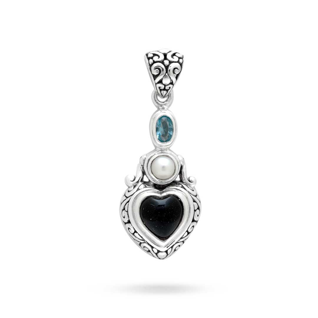 Bali Jewelry Bali Motif SP538-1 Gallery 1
